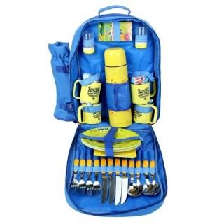 Набор-рюкзак для пикника 'Отличный день для пикника!' на 4 персоны купить