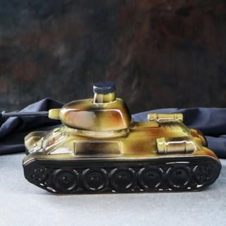 Набор штоф «Танк» 1,2 л. купить в Минске +375447651009