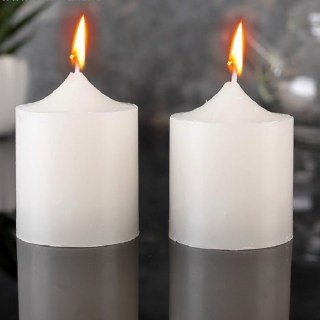 Набор свечей «Ароматы лета»  ваниль 2 шт.  купить в Минске +375447651009