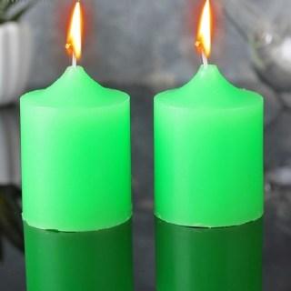 Набор свечей «Ароматы лета» яблоко 2 шт.  купить в Минске +375447651009