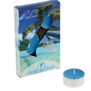 Набор свечей «Морской бриз» 6шт. купить в Минске +375447651009