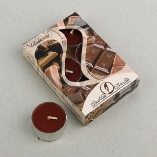Набор свечей «Шоколад» 6шт. купить в Минске +375447651009