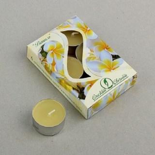 Набор свечей «Ваниль» 6шт. купить в Минске +375447651009