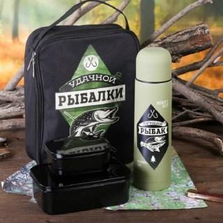Набор в сумке для пикника «Лучший рыбак» на 1 персону купить в Минске +375447651009