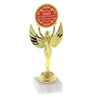 Награда- Ника «Самая обаятельная и привлекательная» 18 см. купить Минск
