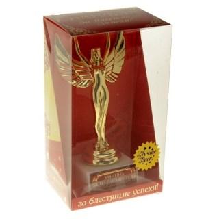 Награда- Ника «Умница и красавица» 16 см. купить Минск +375447651009