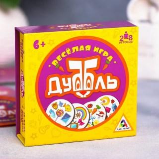 Настольная игра «ДУББЛЬ» Минск +375447651009