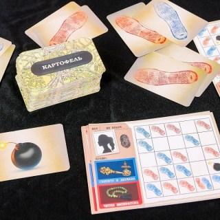 Настольная игра с карточками «Идеальное преступление» Минск +375447651009