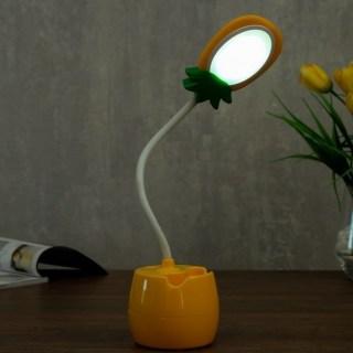 Настольная Led лампа 3 в 1 «Ананас» купить в Минске +375447651009