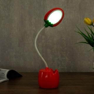 Настольная Led лампа 3 в 1 «Клубничка» купить в Минске +375447651009