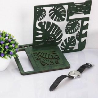 Настольный деревянный органайзер «Green» купить в Минске +375447651009