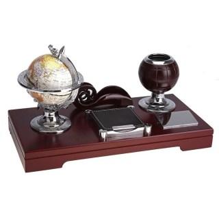 Настольный набор с глобусом «Пассаж» купить в Минске +375447651009