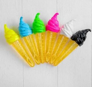 Нелопающиеся мыльные пузыри «Мороженое» купить в Минске +375447651009