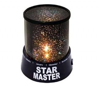 Ночник-проектор «Звёздное небо» с кабелем USB StarMaster купить в Минске +375447651009