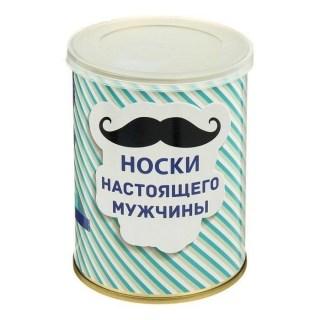 носки настоящего мужчины в банке Минск +375447651009