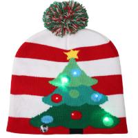Новогодняя шапка с подсветкой «Елочка» купить в Минске +375447651009