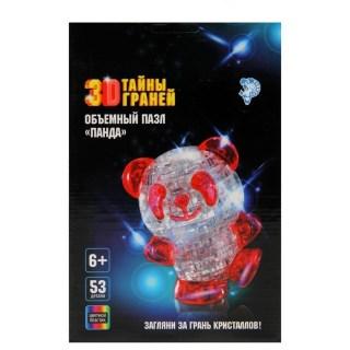 3 д пазл панда купить Минск +375447651009