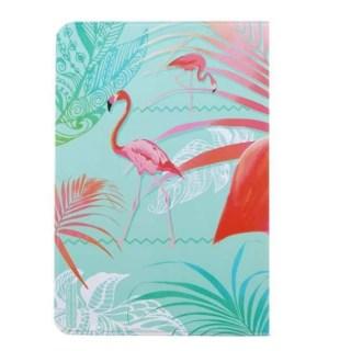 Обложка для паспорта 'Розовый фламинго' Минск