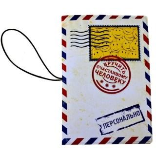 Обложка для документов «Смайлики» купить в Минске +375447651009