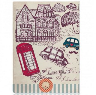 Обложка для паспорта «Big Ben» купить в Минске +375447651009