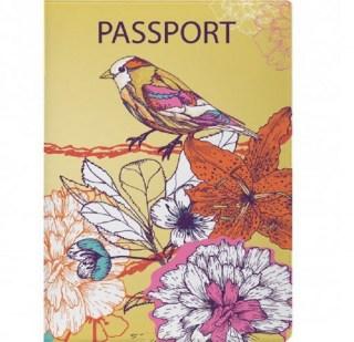 Обложка для паспорта «Bird» купить в Минске +375447651009