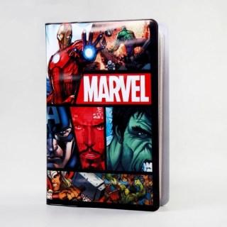 Обложка для паспорта «Marvel» купить в Минске +375447651009