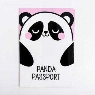 Обложка для паспорта «Panda» купить в Минске +375447651009