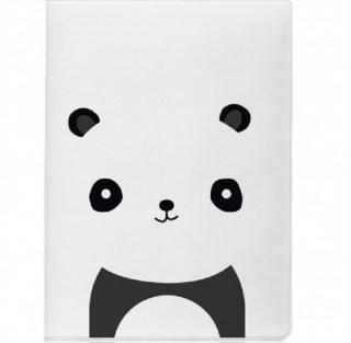 Обложка для паспорта «Панда» купить в Минске +375447651009