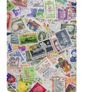 Обложка для паспорта «Почтовые марки» купить в Минске +375447651009
