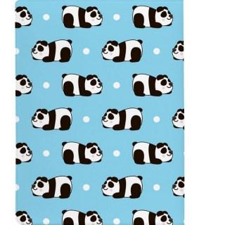 Обложка для паспорта «Сонные панды» купить в Минске +375447651009