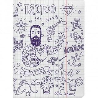 Обложка для паспорта «Тату мастер» купить в Минске +375447651009