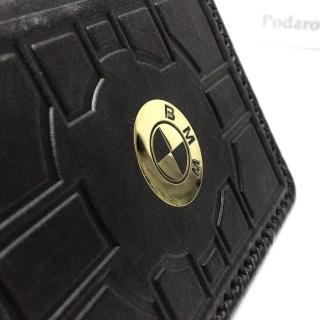 Обложка на автодокументы «BMW» кожаная Минск +3754447651009