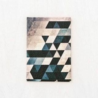 Обложка на паспорт «Графика» кожаная купить Минск +375447651009