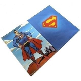 Обложка на паспорт «Superman» кожаная Минск +375447651009