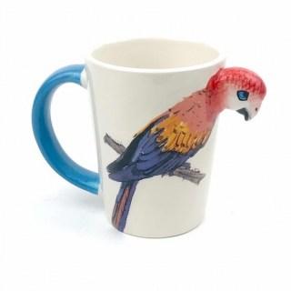 Оригинальная кружка «Попугай» купить в Минске +375447651009