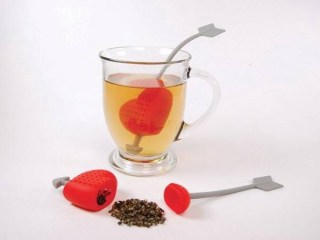 Заварник (ситечко) для чая 'Сердце'