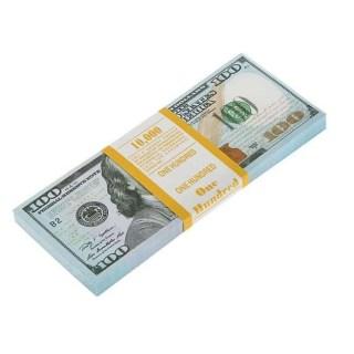 Пачка сувенирных долларов 100 $ Минск