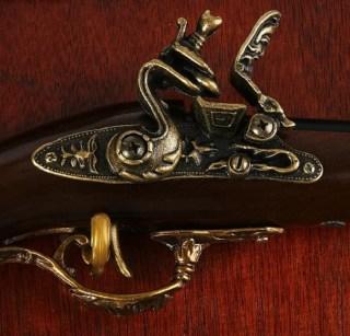 Панно сувенирное «Два мушкета» купить в Минске +375447651009