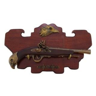 Панно сувенирное «Мушкет с орлом» купить в Минске +375447651009