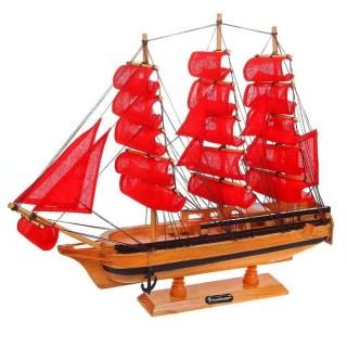 парусник декоративный корабль удачи алые паруса купить Минск +375447651009
