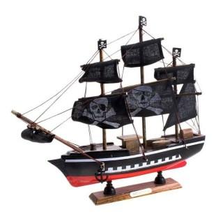 парусник декоративный пиратское судно купить