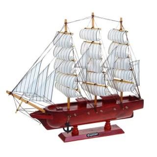 Парусник декоративный «Корабль удачи» белые паруса купить в Минске +375447651009