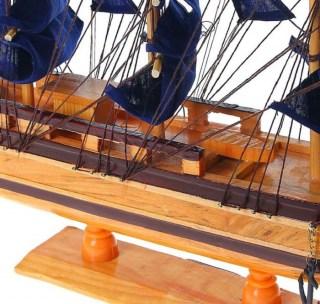 Парусник декоративный «Корабль удачи» синие паруса купить в Минске +375447651009