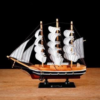 Парусник декоративный трехмачтовый «San Felipe» купить в Минске +375447651009