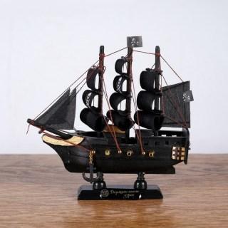 Парусник декоративный трехмачтовый «Black Horse» купить в Минске +375447651009