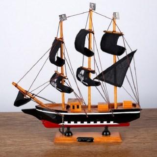 Парусник пиратский трехмачтовый «Black Sail» купить в Минске +375447651009