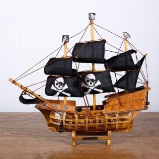 Парусник пиратский трехмачтовый «Black Sing» купить в Минске +375447651009
