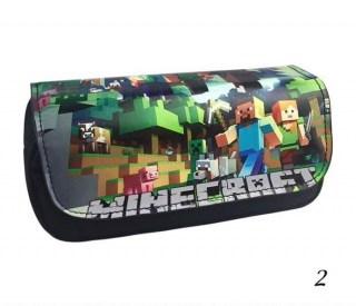 Пенал Майнкрафт (Minecraft) купить Минск