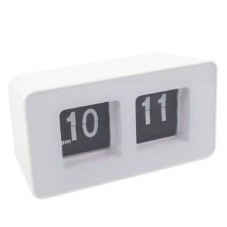 Перекидные часы «FLIP CLOCK» белые купить в Минске +375447651009