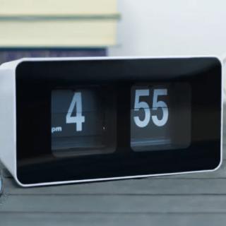 Перекидные часы «FLIP CLOCK black»  купить в Минске +375447651009